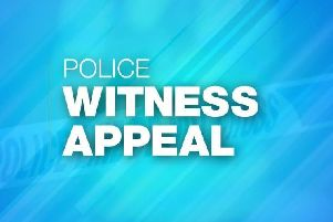 Police are appealing for information.