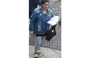 Police would like to speak to this woman