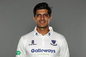 Mir Hamza took the final wicket / Picture: Getty Images