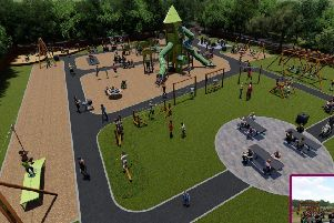 New �250k play area at Tannaghmore Gardens to open soon