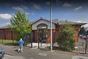 NIHE office in Lurgan  Photo courtesy of Google