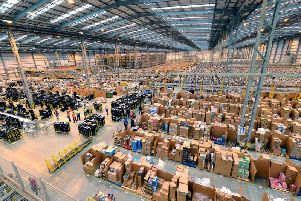 Amazon is creating new jobs at its Home Counties' centres.