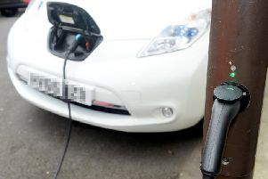 Some councillors want to see more electric charging points in Northamptonshire