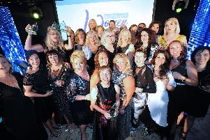East Sussex Women in Business Awards. Photo by Mark Dimmock.