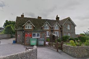 Clapham and Patching Primary School. Photo: Google Image