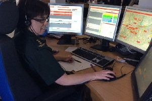 Retired ambulance control worker Julie Alexander, who passed away suddenly last week