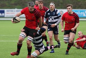 Ben Thompson is Newbold's captain again this season  (Picture by Steve Smith)