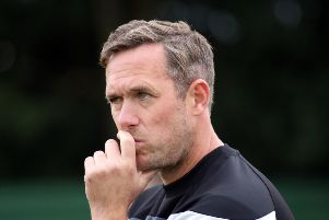 Much for Daventry Town manager Aaron Parkinson to ponder ahead of trip to Bedford Town