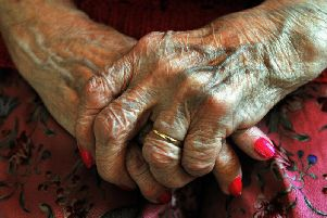 Through Age NIs No one should have no one to turn to campaign, the charity are highlighting the advice, care and support they provide so that older people dont have to face later life alone