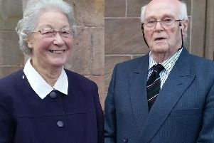 Michael and Marjorie Cawdery were both aged 83 when they were killed by Thomas McEntee in 2017