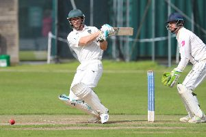 Andre Malan plundered over 1,000 runs for CSNI last summer.  Photo by David Maginnis/Pacemaker Press