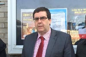 Cllr Stephen Moutray