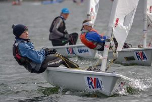 Henry first fell in love with the sport of sailing as a seven-year-old EMN-200224-122017002