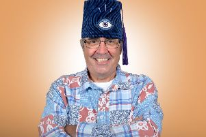 Danny Baker is coming to the Grove Theatre