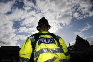 Police are appealing for witnesses to a robbery near Rickyard Road.