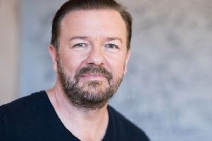 International superstar Ricky Gervais is coming to Aylesbury