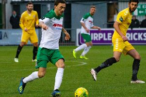 Jimmy Muitt's form is a big plus for the Rocks at present / Picture by Tommy McMillan