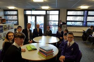 Skegness Academy and Beacon Primary Academy have been praised by the Regional Schools Commissioner for East Midlands John Edwards for raising standards. ANL-190102-083906001