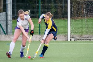 Pictures from the Ladies 1st XI playing Sutton Coldfield at Hart Field on Saturday