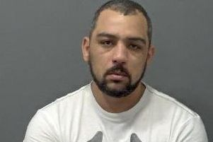 Carl Thompson from Luton was sentenced to four years and two months in prison