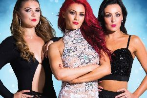 Experience a night of dancing magic with hit show Here Come the Girls