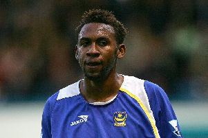 Former Portsmouth midfielder Jhon Viafara has been arrested on suspicion of drug trafficking in Colombia. Picture: Adam Davy/ EMPICS