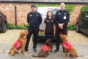 Medical Detection Dogs