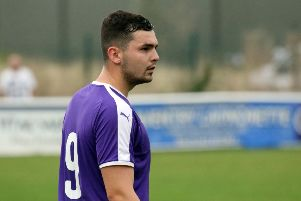 Luke Emery's 29th goal of the season earned all three points for Daventry Town
