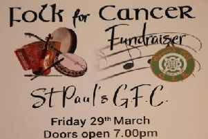 Folk for Cancer Fundraiser