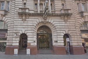 Medical Practitioners Tribunal Service (MPTS) headquarters in Oxford Street, Manchester