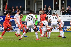 Jason Cummings rescues a point for Luton