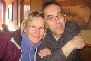Jane and Pete Barltrop