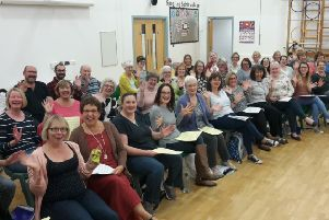 Glee Club UK choir in Leighton Buzzard