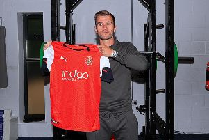 Winger Callum McManaman is Luton's first signing of the summer