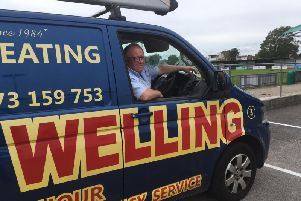 Kevin Welling is backing the Rocks