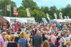 The 150th Lincolnshire Show takes place on May 19-20.