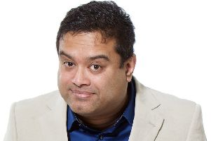 Paul Sinha from The Chase
