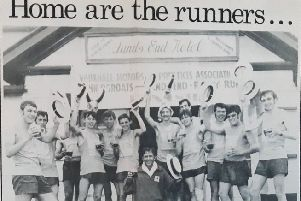 Vauxhall runners in 1969