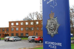 Bedfordshire Police headquarters