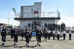 Opening of TS Hastings' new cadet facility