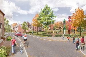 Plans for 300 homes off Hook Lane, Pagham