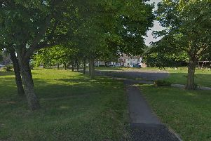The rape happened in the park between Union Road and Summers Street. Picture: Google Maps