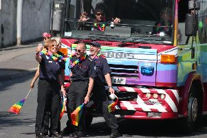 Hastings Pride 2019. Photo by Roberts Photographic