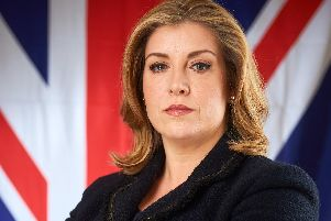 Penny Mordaunt MP tells of her heartache over sexist jibe at her during Tory conference 23 years ago