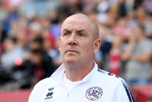 QPR boss Mark Warburton
