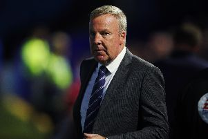 Pompey boss Kenny Jackett. Picture: Joe Pepler