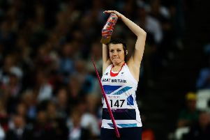 Hollie finished fifth at the London Paralympics in 2012 and has gone on to dominate her sport EMN-190919-115401002