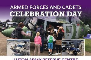 Armed Forces and Cadets Celebration Day
