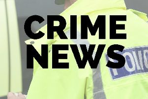 Police are appealing for the two passers-by to contact them