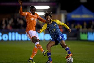 Donervon Daniels made his debut for Doncaster at the weekend